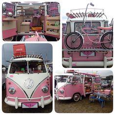 VW dakota kombi bus pink floyd