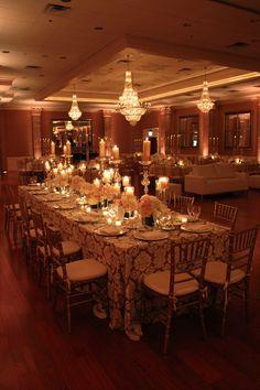 Romantic Table Settings