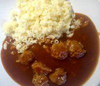 RECEPTY OMÁČKY   Mimibazar.cz Chili, Soup, Beef, Meat, Chile, Soups, Chilis, Steak