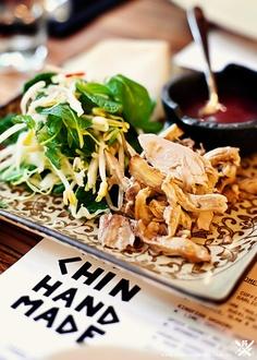 Chin Chin - Pork Rollups