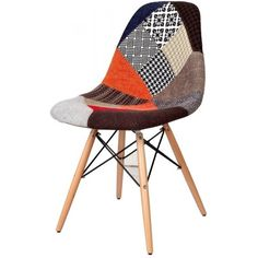 Briarhill Side Chair PATCHWORK