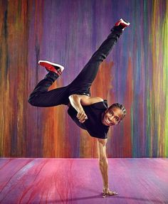 """FIK SHUN SHOW OFF HIS INCREDIBLE SPIN AT THE DANCE SHOWDOWN ON """"SO YOU THINK YOU CAN DANCE""""!"""