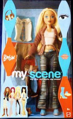 49 Best My Scene dolls images Dolls, Scene, Barbie i  Dolls, Scene, Barbie i