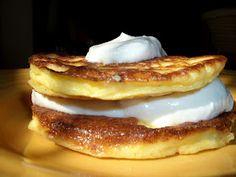 Low Carb Pinay: NOT IHOP's Pancake Cheesecake Stacker