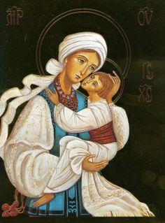 Modern Catholic Art | Catholic Art: Stunning Modern Madonnas
