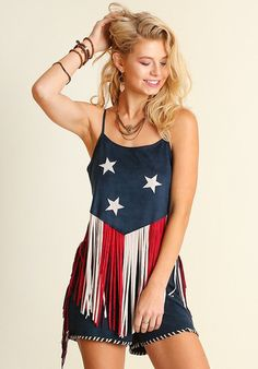 America the Beautiful Tank - Anchored Hope Boutique  - 1