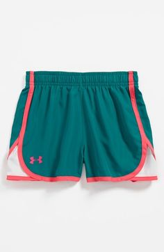 Under Armour 'Escape' Shorts (Little Girls) available at #Nordstrom