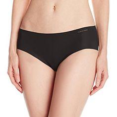 Calvin Klein Women's Invisibles Hipster Panty Ultra silky Lightweight feel Laser cut Tag less Logo at waistband Seamless Underwear, Bikinis, Swimwear, Calvin Klein, Hipster, One Piece, Lingerie, Best Deals, Clothes