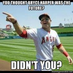 Mike Trout memes :)