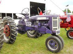 1958 Purple 230 McCormick Farmall Tractor