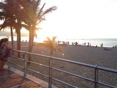 Las Canteras  playa en Las Palmas de Gran Canaria