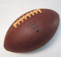 Handsome Dan Footballs by Leather Head