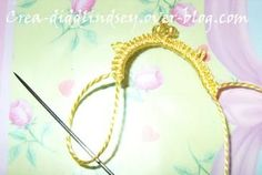 TUTO fleur perle frivolite aiguille (12)