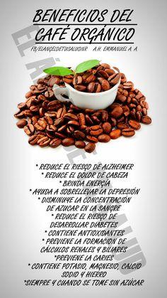 #BENEFICIOS #SALUD #CAFE #ORGANICO #BIENESTAR BENEFICIOS DEL CAFE ORGANICO