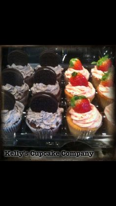 #cupcakes #kellyscupcakecompany