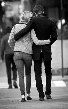 Emma Stone and Andrew Garfield. Can't wait til I find my superhero like Emma found hers:)