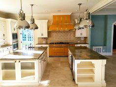 This kitchen? Contemporary Kitchens, Range, Home Decor, Cookers, Decoration Home, Room Decor, Ranges, Interior Design