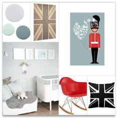 British Nursery by Bonjour Berry, see more Minted.com