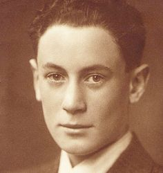 Fascinating story. Georg Hein of Hanover, Germany was only 15 years old when this photograph was taken. The young Jewish man moved to England, stole another boy's identity and enlisted in the RAF where he became a decorated pilot. For the whole story, read the book Escape, Evasion and Revenge, written by his son Marc Stevens.