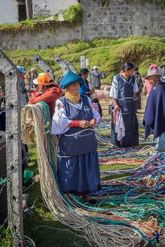 Otavalo Animal Market - Ecuador by @Cassie Kifer  EverInTransit, via Flickr