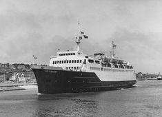 MV Adina Lestari ex Villandry - Steel twin screw motor vessel built in 1965 by Dubigeon-Normandie S., Nantes-Chantenay, France (Yard No British Rail, Olympia, Scotland, Louvre, France, Channel, Ships, Travel, Nantes
