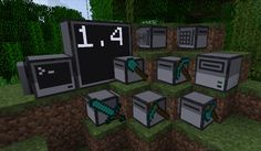 Computer Craft Mod para Minecraft 1.3.2