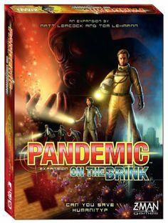 Pandemic on The Brink Expansion Board Game (2nd Edition) by Z-Man Games, http://www.amazon.com/dp/B00CAG5LJ2/ref=cm_sw_r_pi_dpp_clqJsb1R5VHBQ