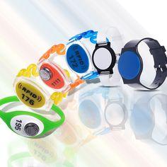 rfid products plastic wristband