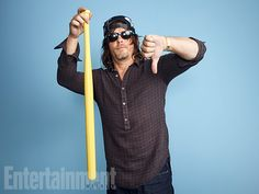 Comic-Con 2016: Get Batty With the Cast of 'The Walking Dead' | Norman Reedus, 'The Walking Dead' | EW.com
