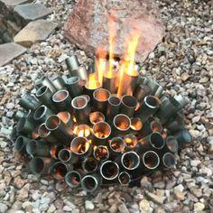 Pin on AMAZING Fire art videos -ferric creations art Pin on AMAZING Fire art videos -ferric creations art Welding Crafts, Welding Art Projects, Diy Welding, Diy Garden Projects, Metal Projects, Aluminum Fabrication, Metal Fire Pit, Fire Pit Designs, O Gas
