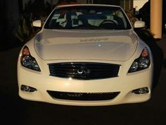 2014 Infiniti Q60Convertible Base 2dr Convertible Convertible 2 Doors Moonlight White for sale in Concord, CA Source: http://www.usedcarsgroup.com/new-infiniti-for-sale
