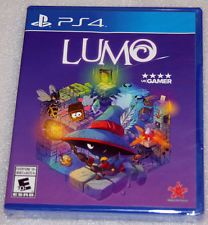 Lumo - PS4 Playstation 4 - NEW & SEALED