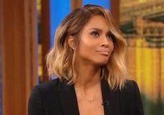 Ciara Very Short Thick Curly Ciara-Blonde-Wavy-Ha