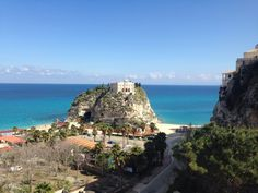#Tropea, #goodmorning #Calabria, share your moments with #CalabriaTime.