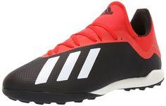 1b9ca268 Advertisement(eBay) adidas Men's X 18.3 Turf Black/Off White/Active Red  10.5 New
