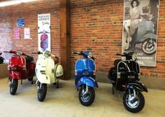 #StellaAuto Lineup at Scoot About in Seattle, Washington