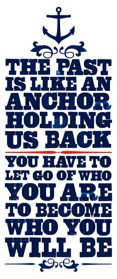 Anchor  Signed Print Large by dearcolleen on Etsy, $29.00