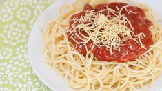 Filipino Spaghetti Recipe With Spaghetti Sauce.Filipino Spaghetti Recipe Pinch Of Yum. Filipino Spaghetti Recipe Pinch Of Yum. Home and Family Cheap Pasta Recipes, Chicken Pasta Recipes, Spaghetti Recipes, Spaghetti Sauce, Healthy Mexican Recipes, Asian Recipes, Ethnic Recipes, Easy Recipes, Casserole Recipes
