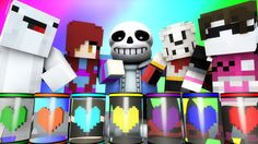 Minecraft Mini-Game : DO NOT LAUGH! (UNDERTALE, CRAB MCGEE!) w/ Facecam - YouTube