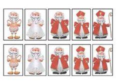 In welke volgorde moet hij staan? French Christmas, Theme Noel, In Kindergarten, More Fun, Advent Calendar, Saints, Xmas, Holiday Decor, School