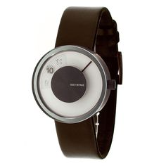 Vue watch by Yves Béhar for Issey Miyake