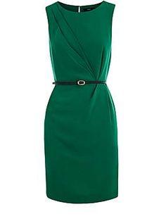 Oasis Twist side shift dress