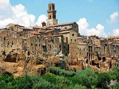 #mngturizmle #baştanbaşaitalya #italya #toscana Toscana Italia, Perfect Place, Mount Rushmore, Coast, Mountains, Places, Travel, Image, Capri