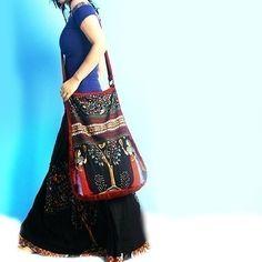 little buddha maxi skirt Q1004 von idea2lifestyle auf Etsy, $59.00