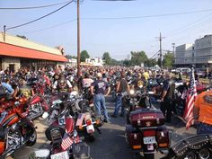 Million Patriot riders to DC 2013