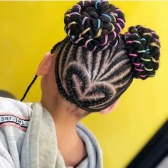 29 Cutesy Black Kids Hairstyles Curly Craze New Site Little Girl Hairstyles Black Black Craze curly Cutesy Hairstyles Kids Site Little Girl Braids, Black Girl Braids, Braids For Kids, Braids For Black Hair, Kids Braids With Beads, Black Kids Hairstyles, Baby Girl Hairstyles, Kids Braided Hairstyles, Cute Hairstyles