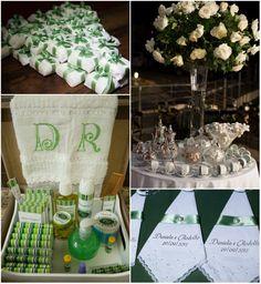 Detalhes - Casamento de Daniela e Rodolfo - Clube Noivas