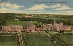 College of St. Scholastica Duluth Minnesota