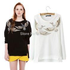 The-Bird-font-b-Embroidered-b-font-casual-font-b-hoodies-b-font-sweatshirts-cotton-women.jpg (750×750)