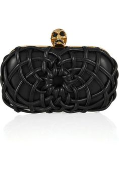 9463c730039f Alexander McQueen Skull Clutch Purses And Bags